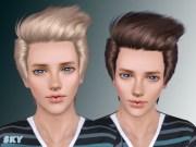 skysims hair adult 256