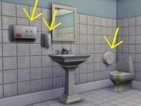333EvE333's Public bathroom Deco.