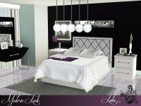 Lulu265's Modern Look Bedroom