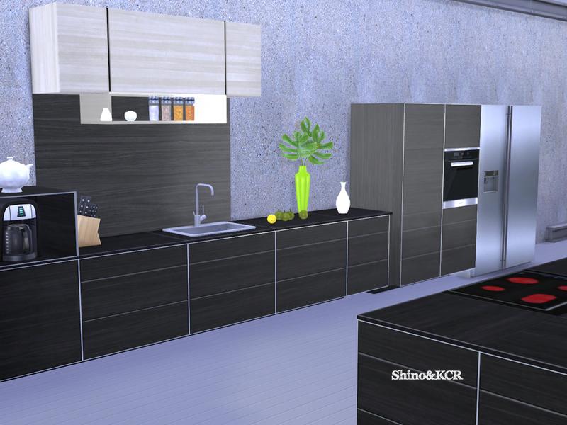 ShinoKCRs Kitchen Minimalist