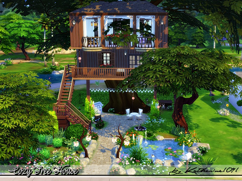 Katherine1091s Cozy Tree House