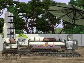 Sims 3 Garden Sets
