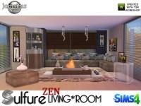 jomsims' Sulfure zen living room