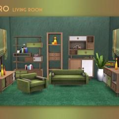 Retro Living Room Colors With Dark Hardwood Floors Soloriya S