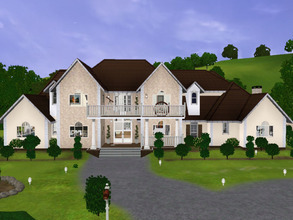Sims 3 Downloads 'family House'