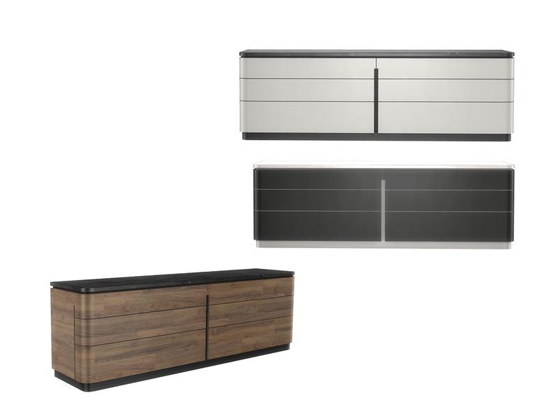 ung999s Black White Bedroom  Dresser