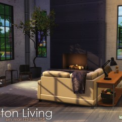 Four Seat Sofa Set How To Remove Marker Pen From Leather Sim_man123's Easton Living Room