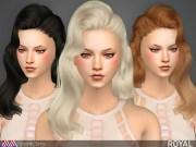 tsminhsims' royal hair