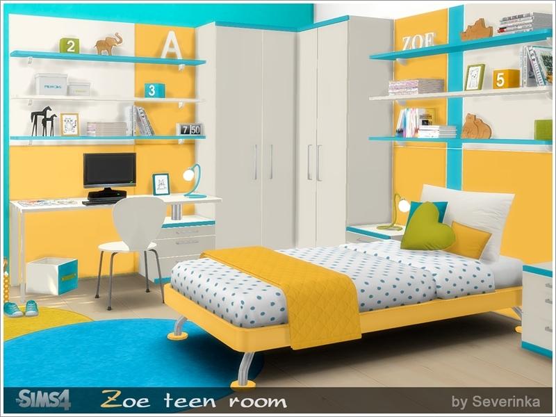 Severinka_s Zoe teen room furniture