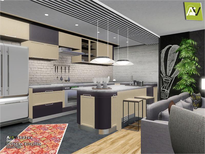 ArtVitalexs Integra Kitchen