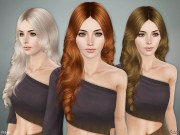 cazy's lisa hairstyle - sims