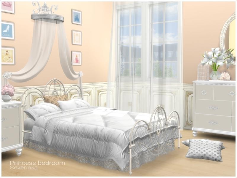 Severinka_s Princess Bedroom