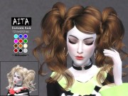 helsoseira's aita - female hairstyle