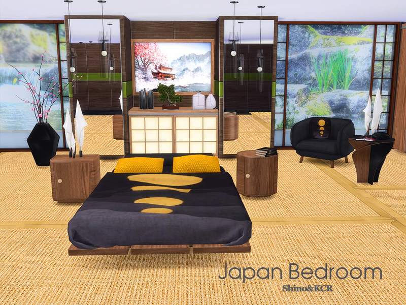ShinoKCRs Japan Bedroom