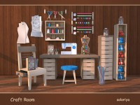 soloriya's Craft Room