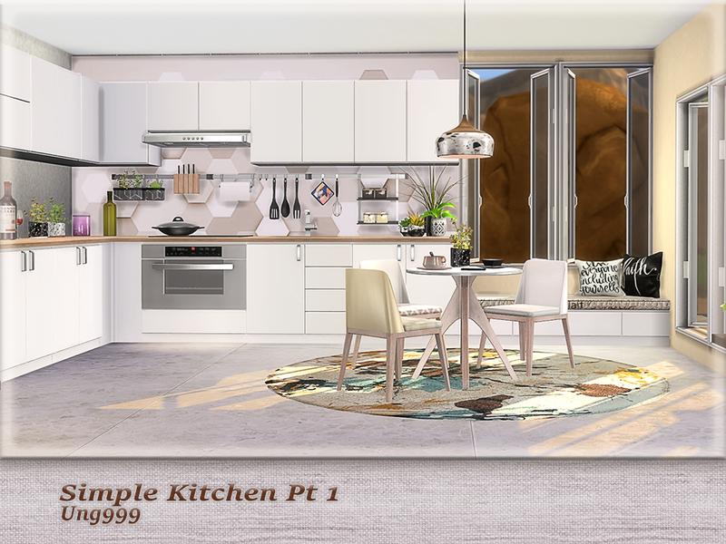 ung999s Simple Kitchen Pt1