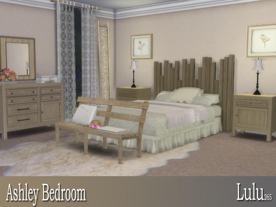 lulu265 s ashley bedroom set