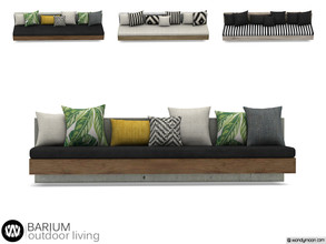bauhaus sofas cama how to repair cat scratch on leather sofa sims 4 recliners barium