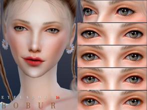 sims 4 downloads eyelashes