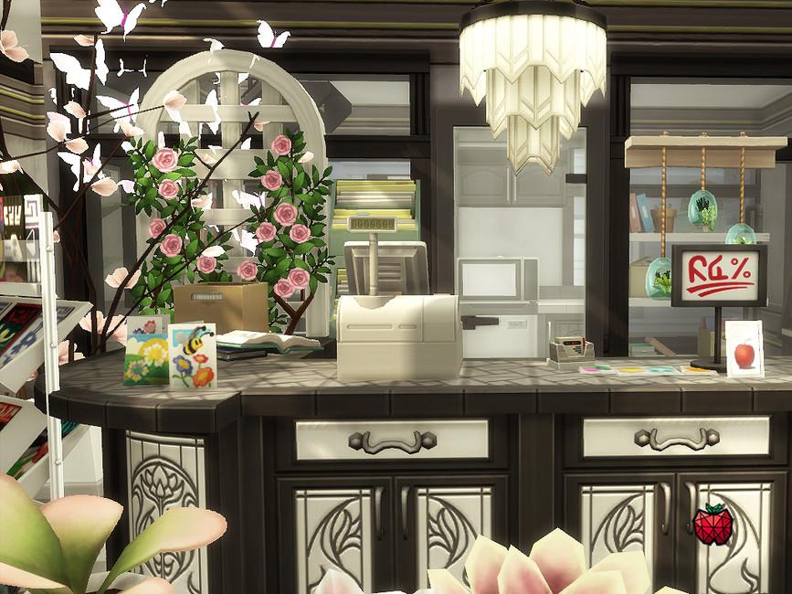 melapples' Daisy flower shop - no cc