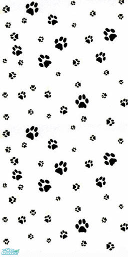 SimsFan383's Dog Paws Wallpaper