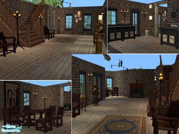Addams Mansion Floor Plan Viewfloor