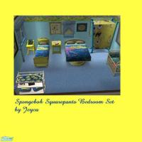 jeyca's Spongebob Squarepants Bedroom Set