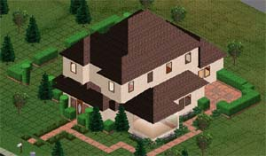 The Sims Zone Houses