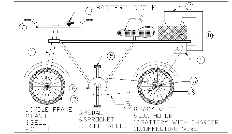How to make Solar Powered Electric Bicycle