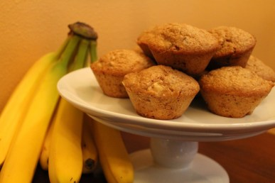 Image result for chunky banana bran muffins