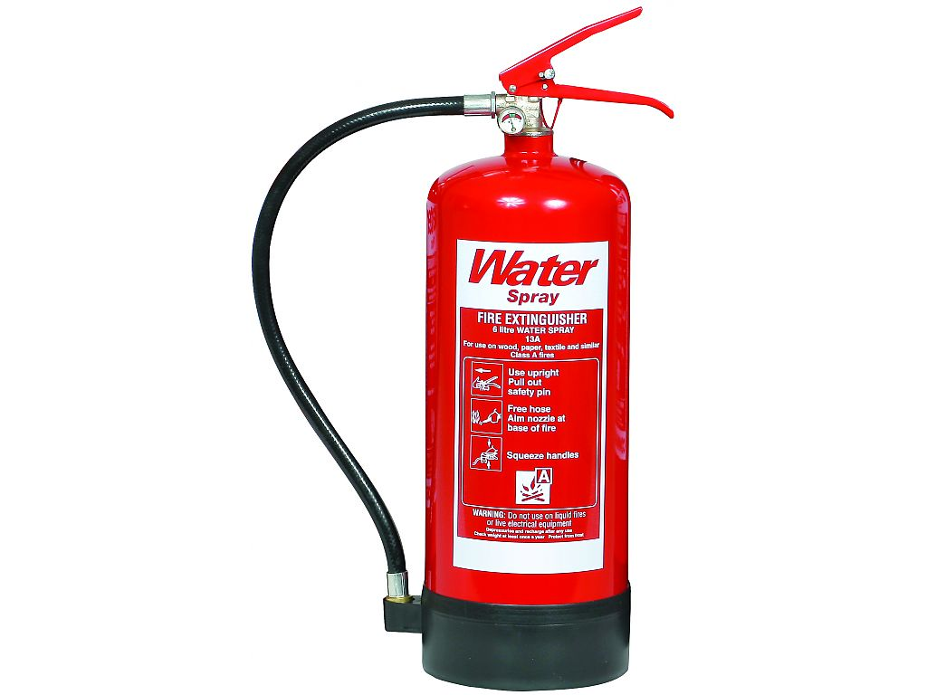 fire extinguisher for kitchen use island countertop the site book complete supplies construction