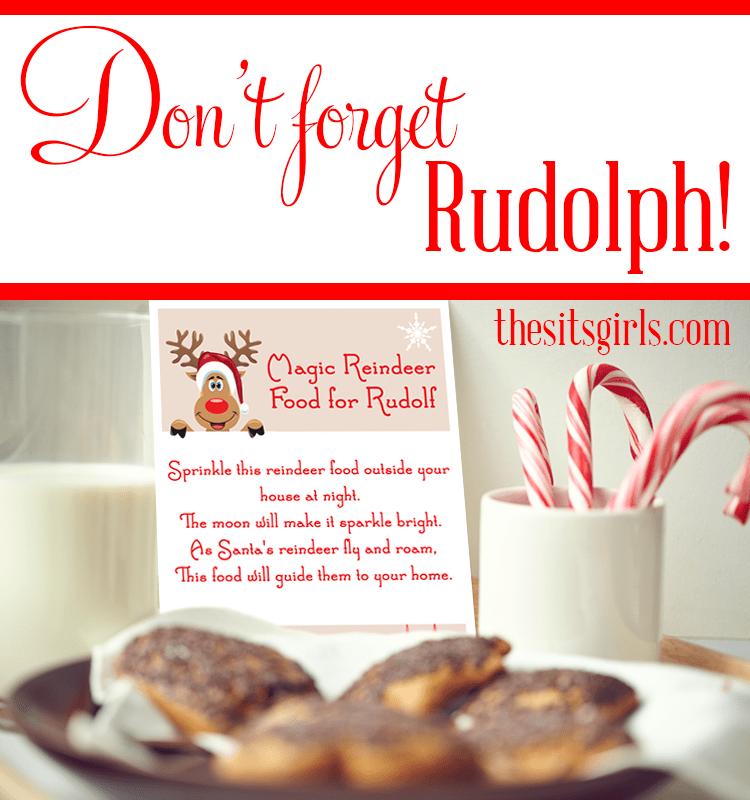 Reindeer Food Printables Search Results Calendar 2015