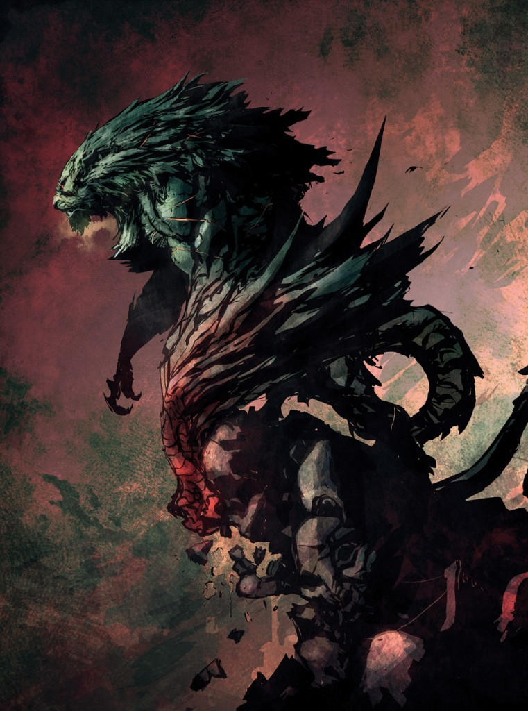 New Art Of Castlevania Book Features Gorgeous Lords Of