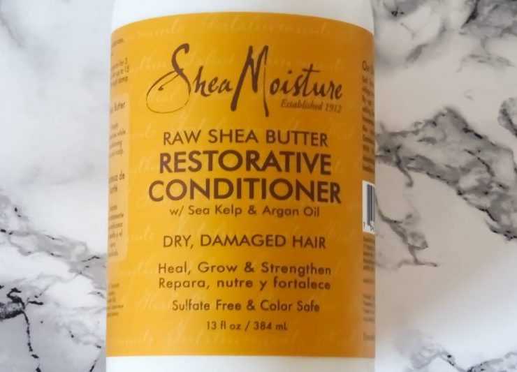 Shea Moisture Restorative Conditioner Review