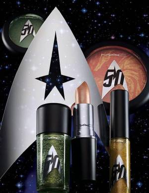 MAC x Star Trek Collection