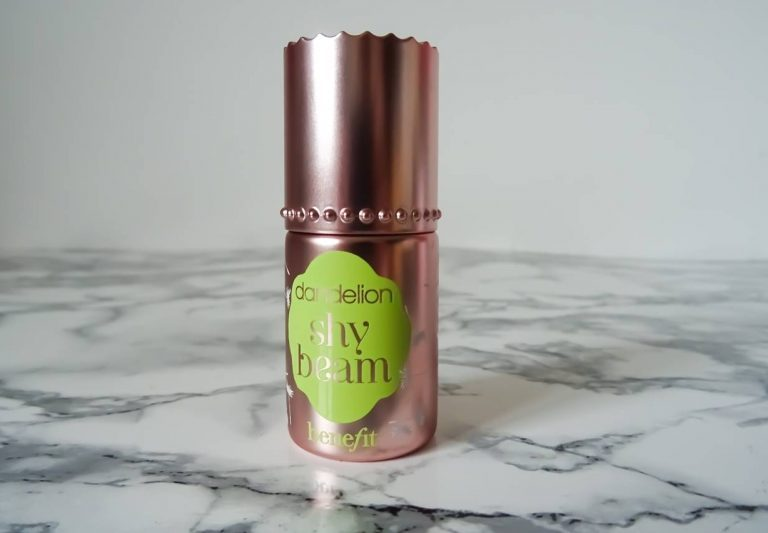 Benefit Shy Beam Matte Highlighter Review