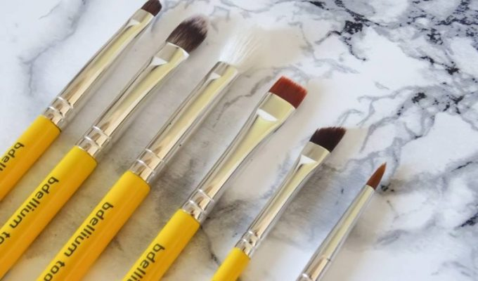 Top 5 Favourite Bdellium Tools Eye Brushes