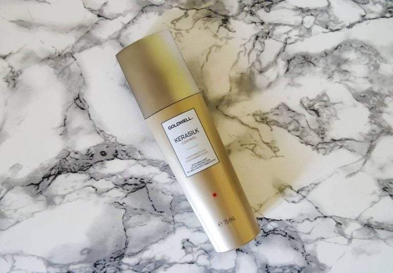 Goldwell Kerasilk Control Smoothing Fluid Review