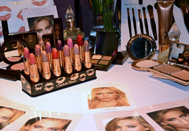Charlotte Tilbury Arrives in House of Frasers Glasgow!