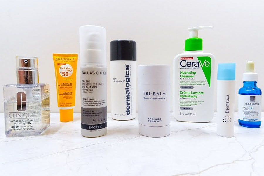 The Best of Skincare 2018