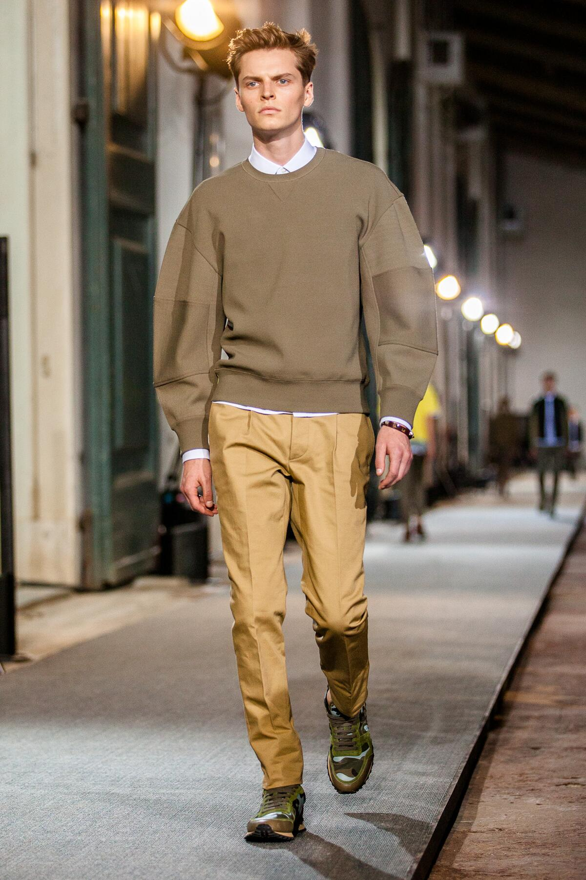 VALENTINO SPRING SUMMER 2013 MENS COLLECTION  PITTI UOMO