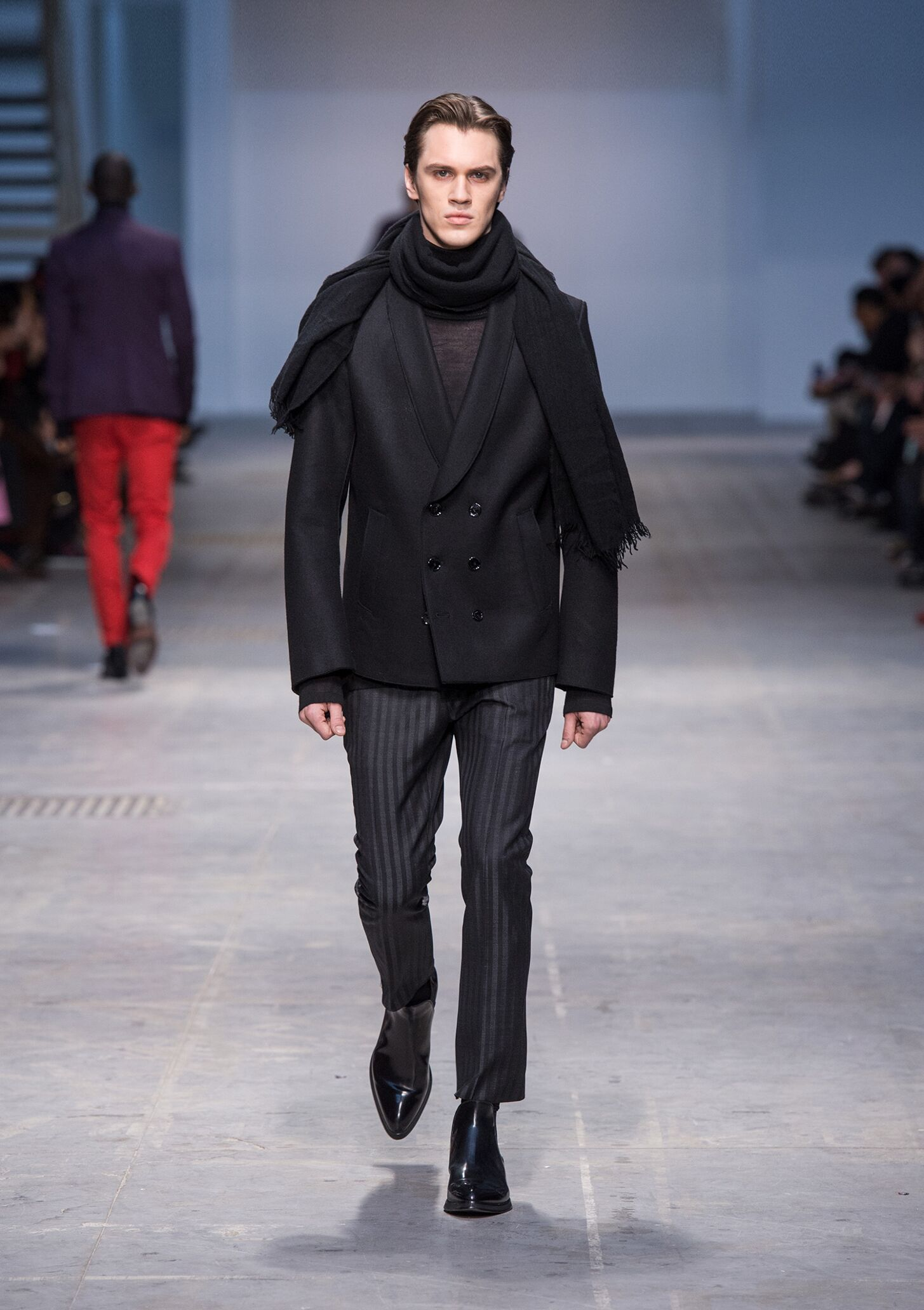 COSTUME NATIONAL HOMME FALL WINTER 2014  MILANO FASHION WEEK  The Skinny Beep
