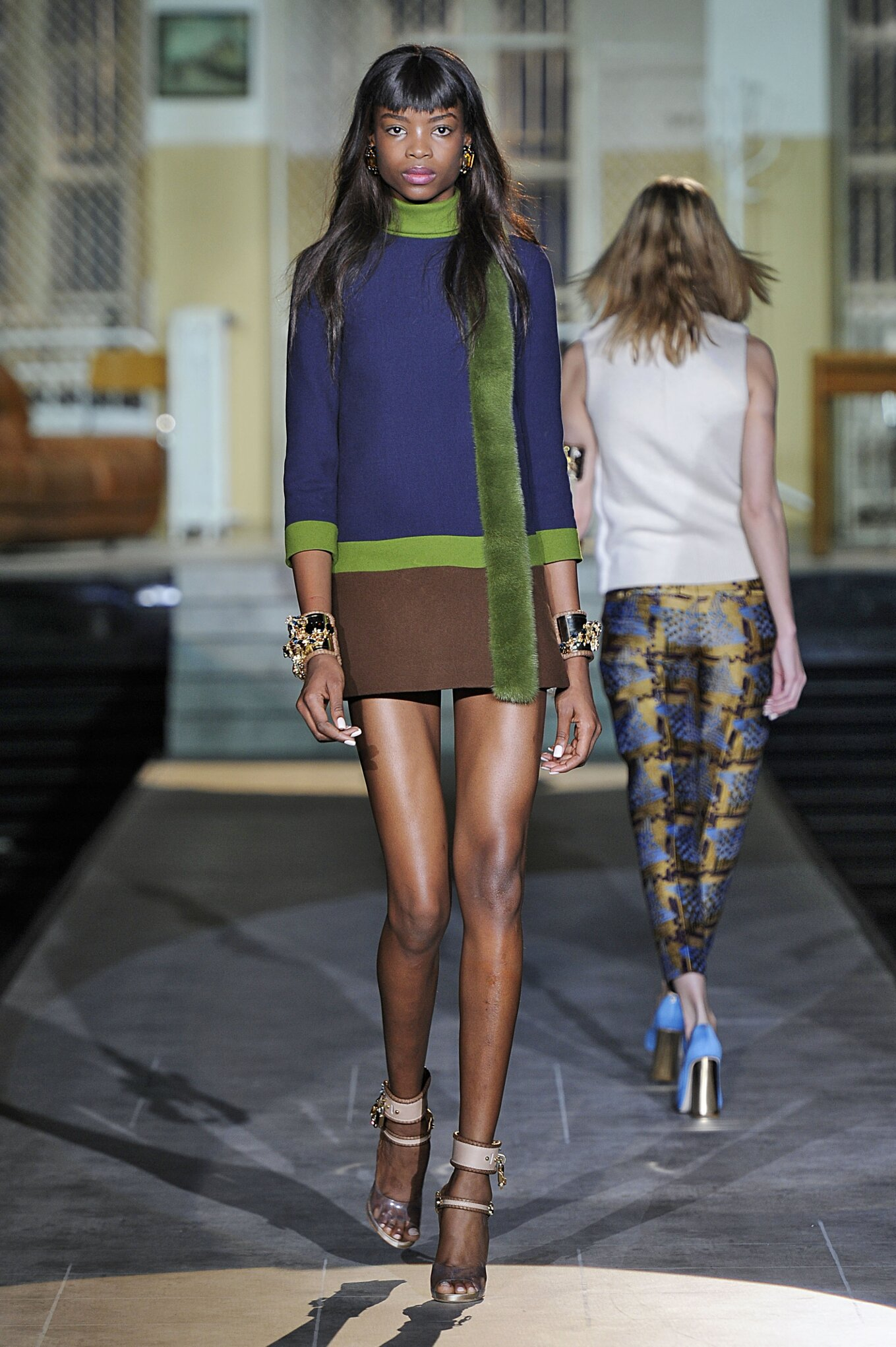 DSQUARED2 FALL WINTER 2014 15 WOMENS COLLECTION The