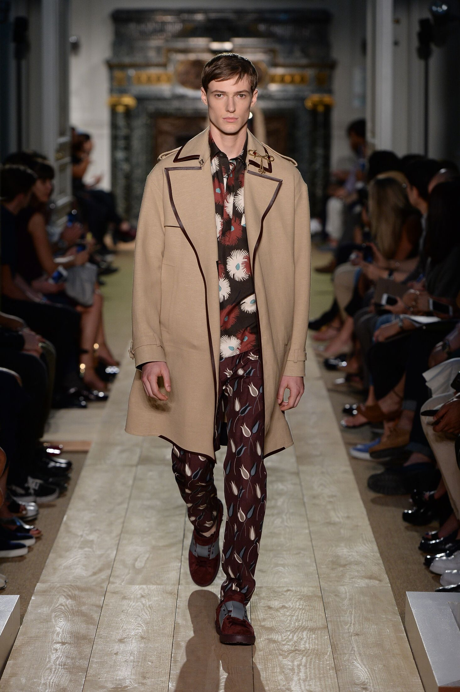 VALENTINO SPRING SUMMER 2015 MENS COLLECTION  The Skinny