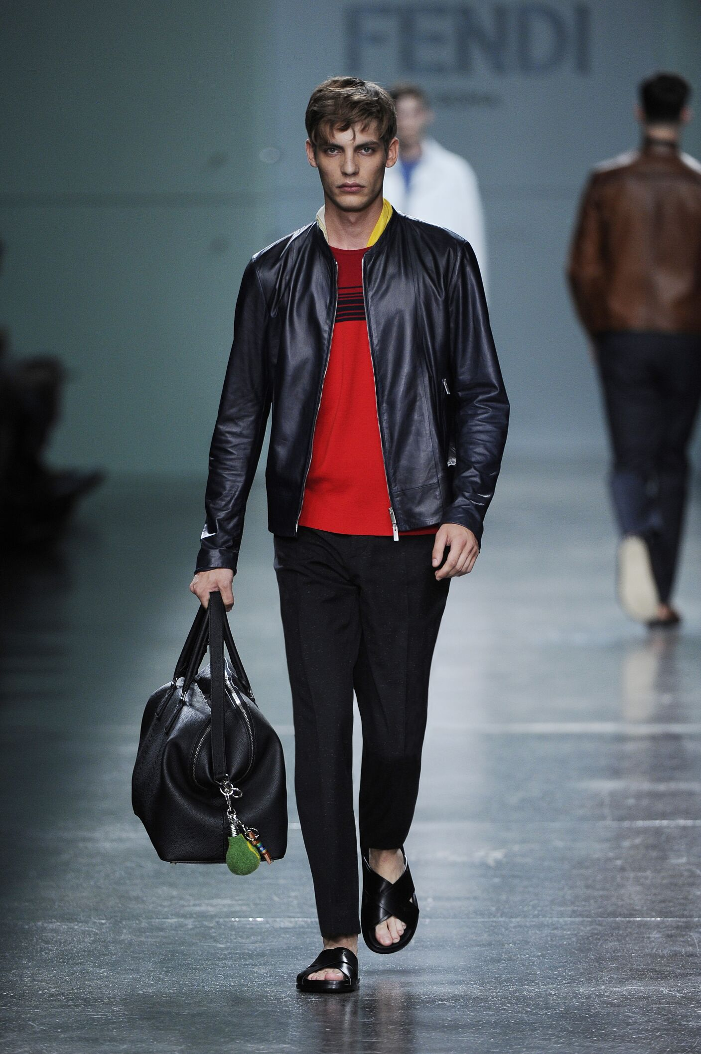 FENDI SPRING SUMMER 2015 MENS COLLECTION  The Skinny Beep
