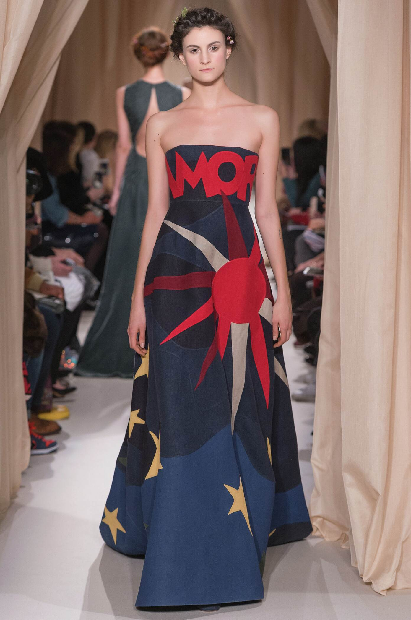 VALENTINO HAUTE COUTURE SPRING SUMMER 2015 WOMENS