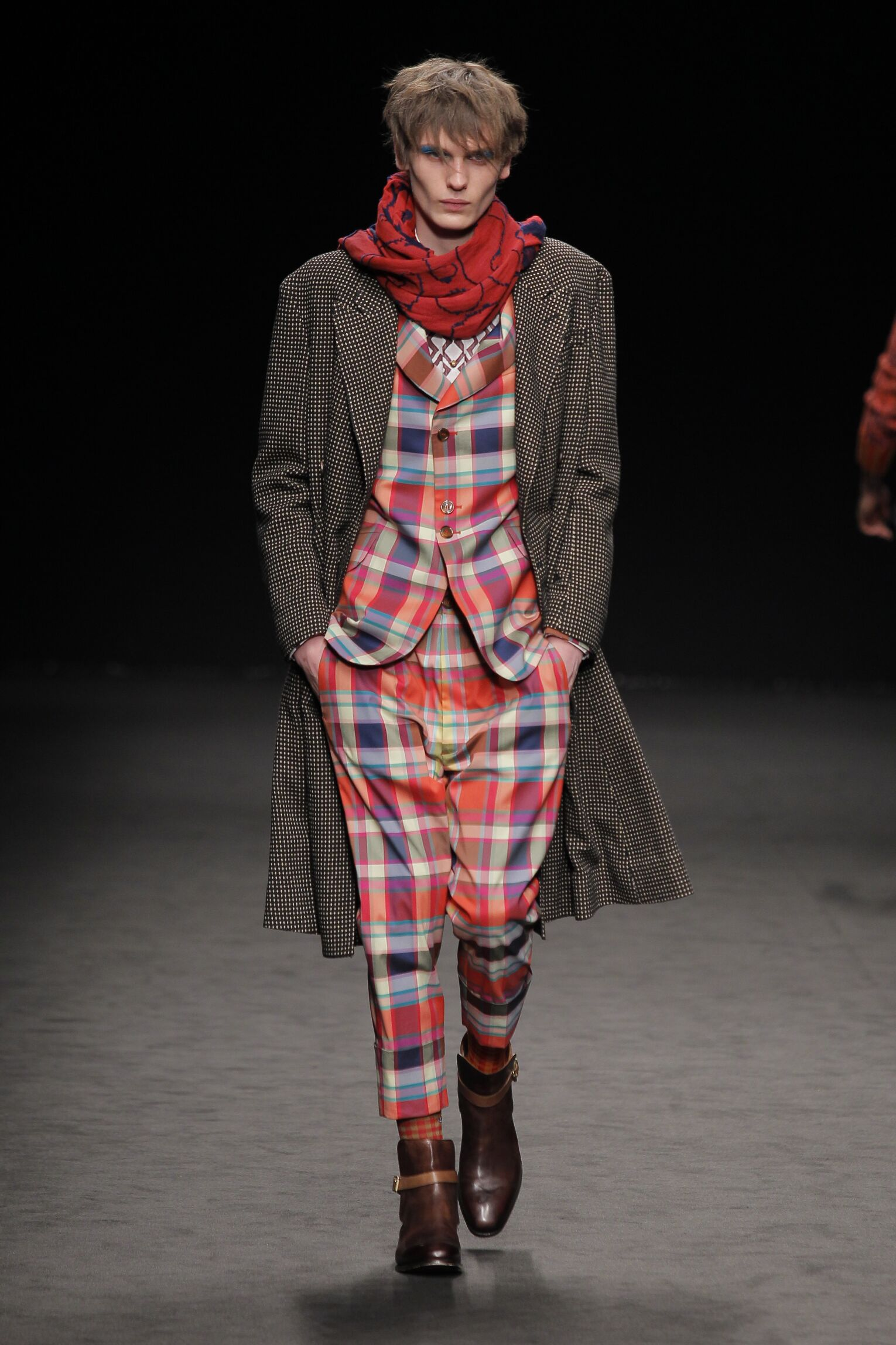 VIVIENNE WESTWOOD FALL WINTER 201617 MENS COLLECTION