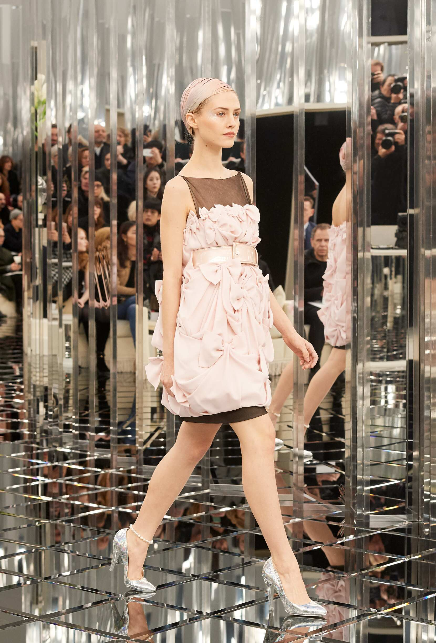 CHANEL SPRING SUMMER 2017 HAUTE COUTURE COLLECTION  The Skinny Beep