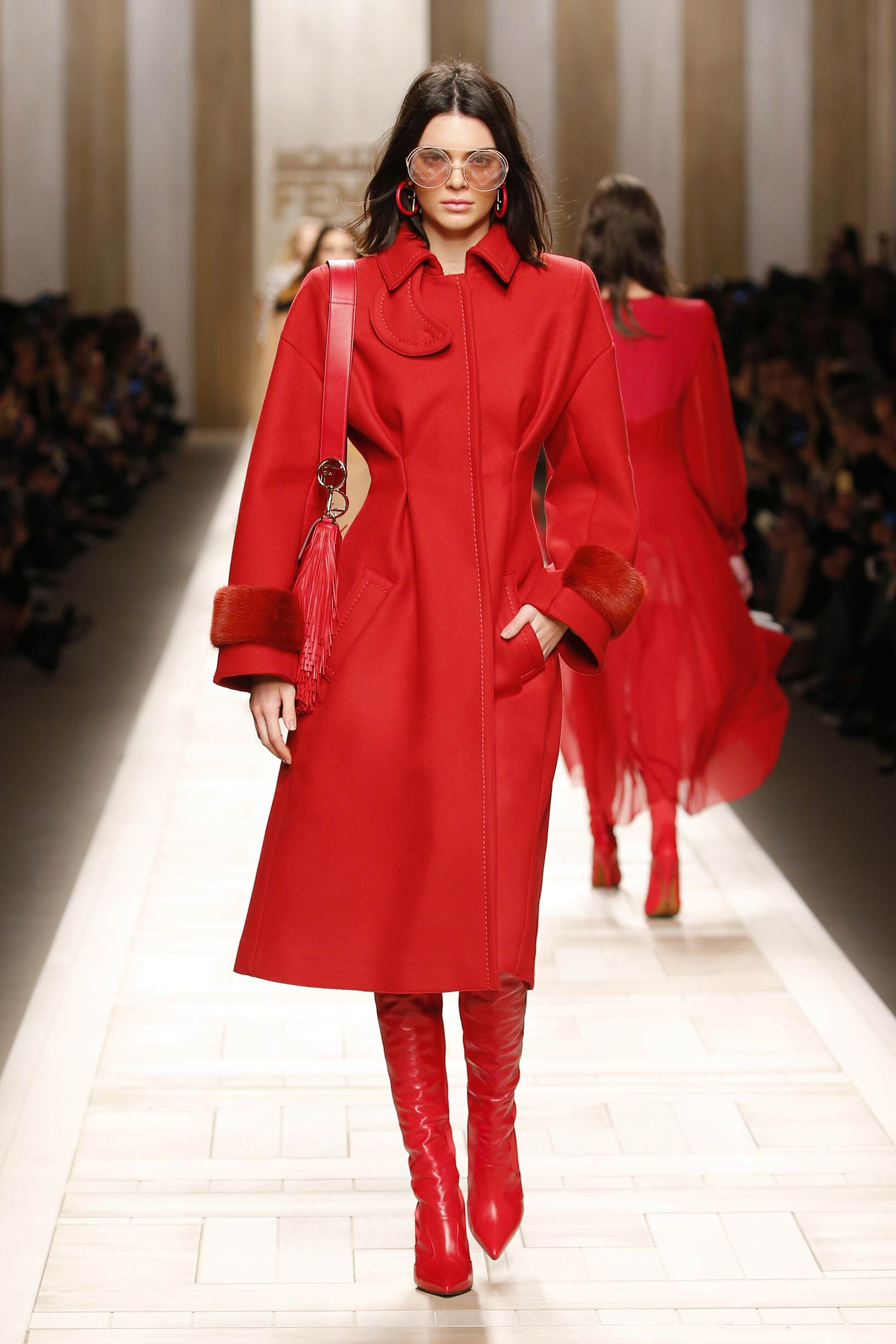 FENDI FALL WINTER 2017 18 WOMENS COLLECTION The Skinny Beep