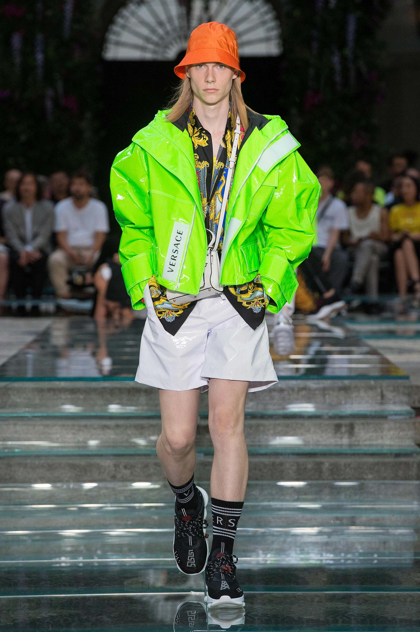 VERSACE SPRING SUMMER 2019 MENS COLLECTION  The Skinny Beep